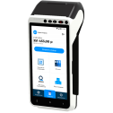 Кассовый аппарат  aQsi - 5Ф с эквайрингом (прием оплат по банковским картам)